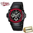 【ポイント最大49倍&クーポン配布中】CASIO カシオ 腕時計 G-SHOCK Gショック アナデジ メンズ AW-591-4
