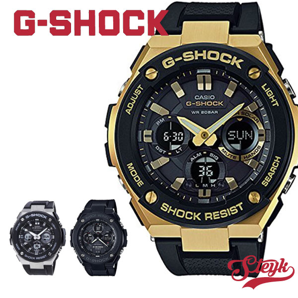 腕時計, メンズ腕時計 CASIO G-SHOCK G G-STEEL GST 20