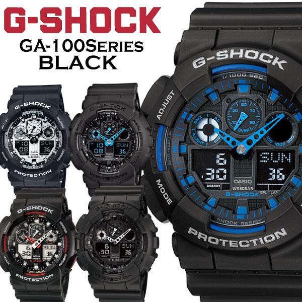 腕時計, メンズ腕時計 G-SHOCK G GA-100