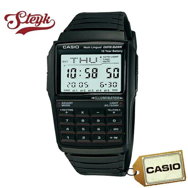 【あす楽対応】CASIO カシオ 腕時計 デジタル DATA BANK データバンク DBC-32-1