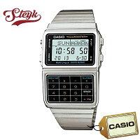 CASIOカシオ腕時計デジタルDATABANKデータバンクDBC-611-1【メール便対応可】