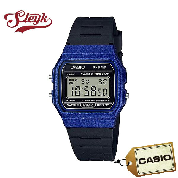 CASIO f91w watch CASIO F-91WM-2A