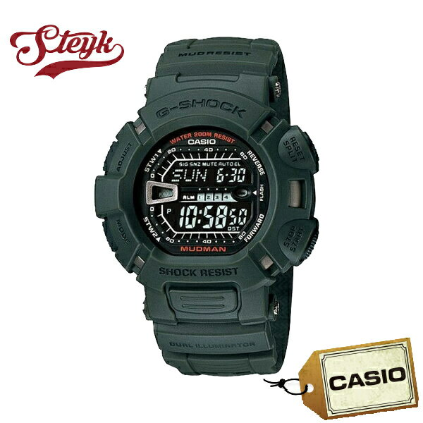 腕時計, メンズ腕時計 CASIO G-SHOCK MUDMAN G-9000-3