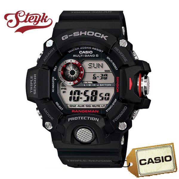 腕時計, メンズ腕時計 CASIO G-SHOCK G RANGEMAN GW-9400-1 black