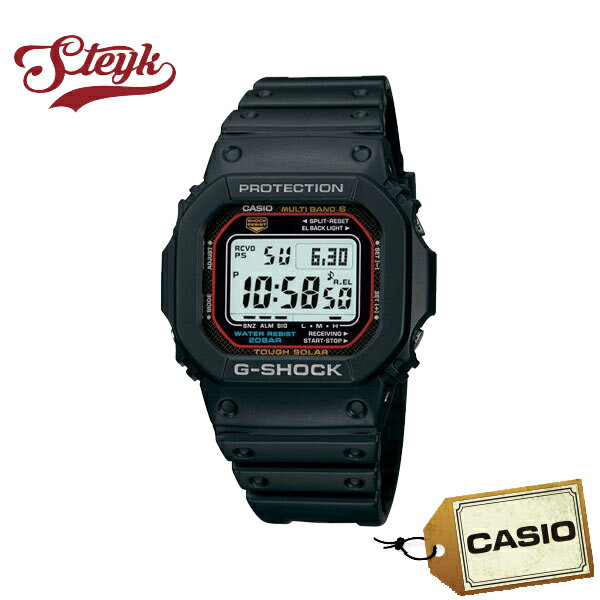 腕時計, メンズ腕時計 CASIO G-SHOCK MULTI BAND GW-M5610-1