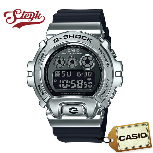 腕時計, メンズ腕時計 CASIO GM-6900-1 G-SHOCK G Metal Bezel