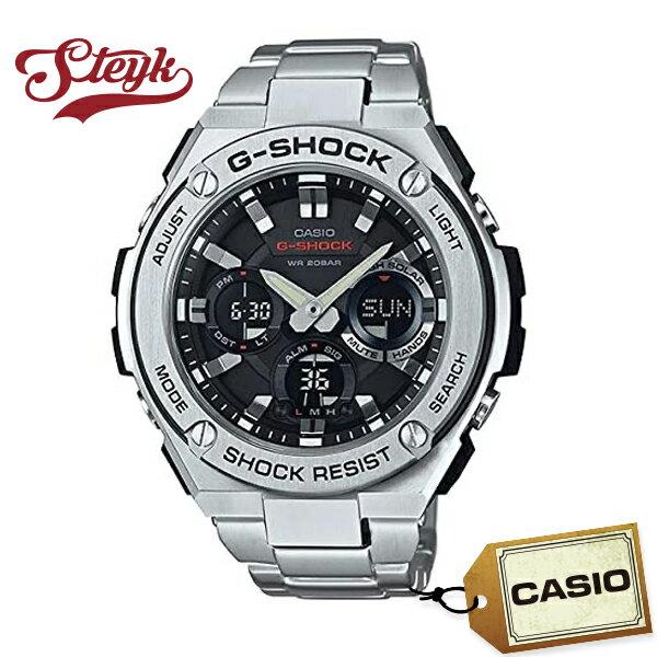 腕時計, メンズ腕時計 CASIO GST-S110D-1A G-SHOCK G G-STEEL