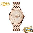 FOSSIL ES3713 フォッシル 腕時計 アナログ Tailor レディース ローズゴールド カジュアル