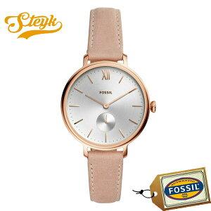 FOSSIL ES4572 フォッシル 腕時計 アナログ KALYA ケイラ レディース シルバー ヌード カジュアル デート ビジネス