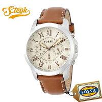 FOSSILフォッシル腕時計GRANTグラントアナログFS5118メンズ【送料無料】