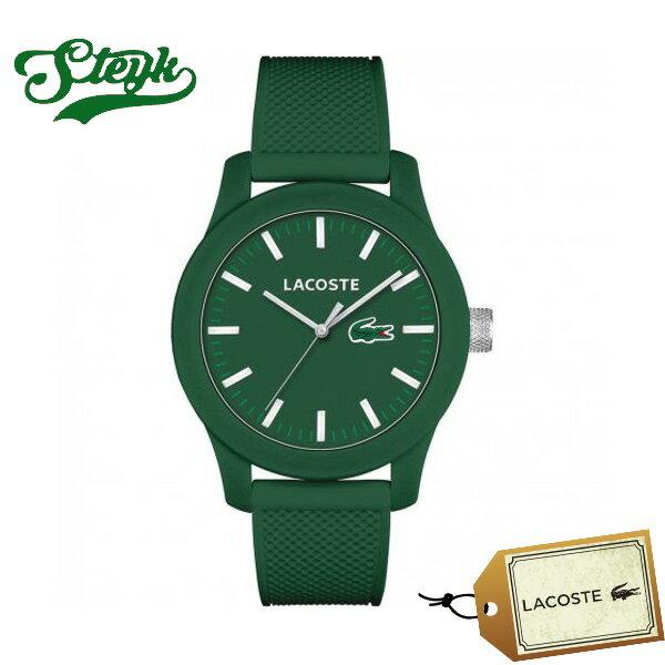 【あす楽対応】LACOSTE ラコステ 腕時計 L.12.12 アナログ 2010763 メンズ