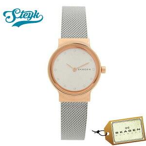 Skagen スカーゲン 腕時計 SKW2716 アナログ FREJA フレヤ レディース シルバー ビジネス