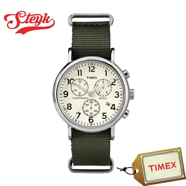 【あす楽対応】TIMEX タイメックス 腕時計 WEEKENDER CENTRAL PARK ウィークエンダー セントラルパーク アナログ TW2P71400 メンズ