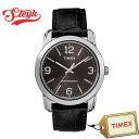 TIMEX TW2R86600 タイメックス 腕時計 アナログ Basic ベーシック メンズ ブラック カジュアル