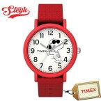 TIMEX TW2T66000 タイメックス 腕時計 アナログ kids digital キッズデジタル キッズ レッド ホワイト カジュアル