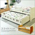ベッド親子ベッドシングルツイン二段ベッドパイン材無垢材カントリーLVLスノコすのこベッド大人から子供までシンプルセパレート2人用