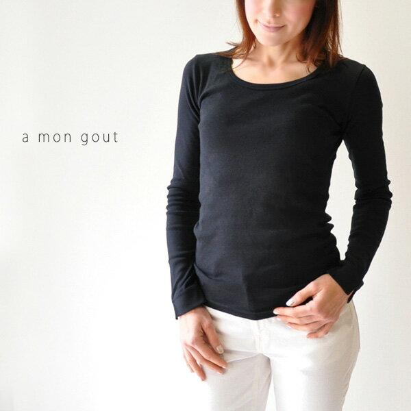 トップス, Tシャツ・カットソー 3040 a mon gout am-3165 (UR-1716)