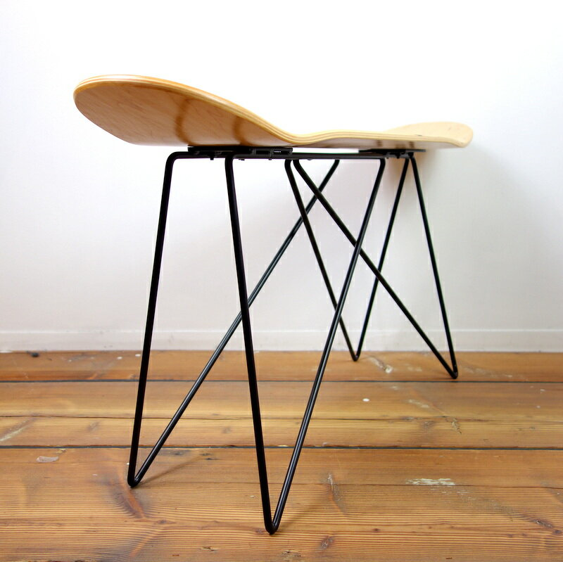 Made By Seven Reuse Skate Deck Stool