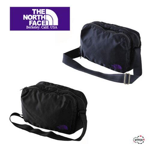 男女兼用バッグ, ショルダーバッグ・メッセンジャーバッグ THE NORTH FACE PURPLE LABEL nanamica LIMONTA Nylon Shoulder Bag NN7916N