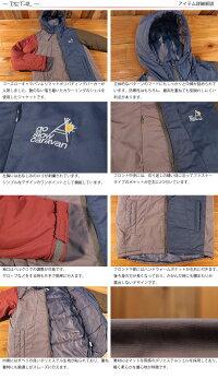 ゴースローキャラバンgoslowcaravanマットポリパディングパーカージャケットクレイジー中綿390255