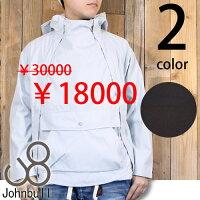 ジョンブルJohnbullユーティリティアノラックパーカーフードジャケット12466