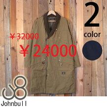 ジョンブルJohnbullN/Cウェザーユニオンミリタリーコート12490