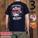 チェスウィックCHESWICKロードランナー半袖Tシャツ『AUTOSHOWS』CH77679