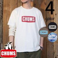 チャムスCHUMSチャムスロゴ半袖TシャツCH01-1242