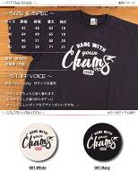 チャムスCHUMSハングウィズユアチャムス半袖TシャツCH01-1316