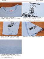 """サンサーフSUNSURF×ピーナッツPEANUTSスヌーピーチャーリーブラウン半袖Tシャツ""""CHARLIEBROWN""""SS77974"""