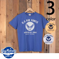 バズリクソンズBUZZRICKSON'S半袖Tシャツ『U.S.AIRFORCE』BR78015