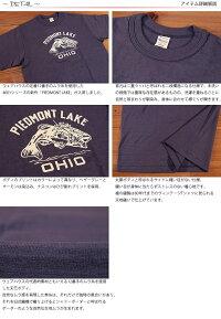 ウエアハウスWAREHOUSE半袖TシャツPIEDMONTLAKE4601