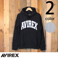 アヴィレックスAVIREXスウェットパーカー6153514