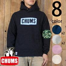 チャムスCHUMSロゴプルオーバースウェットパーカーCH00-11141085