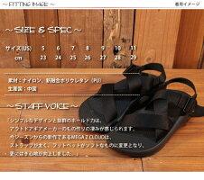 チャコChacoサンダルMEGAZCLOUD日本代理店別注モデルBLACKJ199411