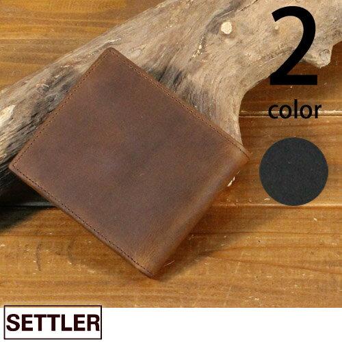 セトラー SETTLER ウォレット with コインケース OW1563