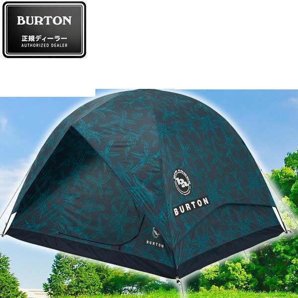 BURTON バートン キャンプテント RABBIT EARS 6 TENT 6人用 TROPICAL PRINT   ビッグアグネス コラボレーション 16702101444 アウトドア【s7】:スノーボードSTOMP