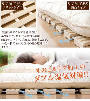 【送料無料】布団の湿気対策に!桐すのこ*風*ロール式すのこロール式すのこベッド折りたたみ式折りたたみベットすのこベッドロール式ベットシングルロール折りたたみベッド木製スノコベッド折り畳みベッド湿気・カビ対策除湿