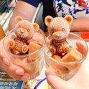 クマ型製氷皿 シリコン 熊 製氷器 可愛い アイストレー 取