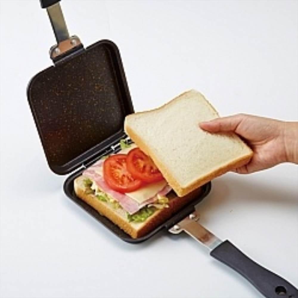 鍋・フライパン, ホットサンドメーカー IH (1) IH
