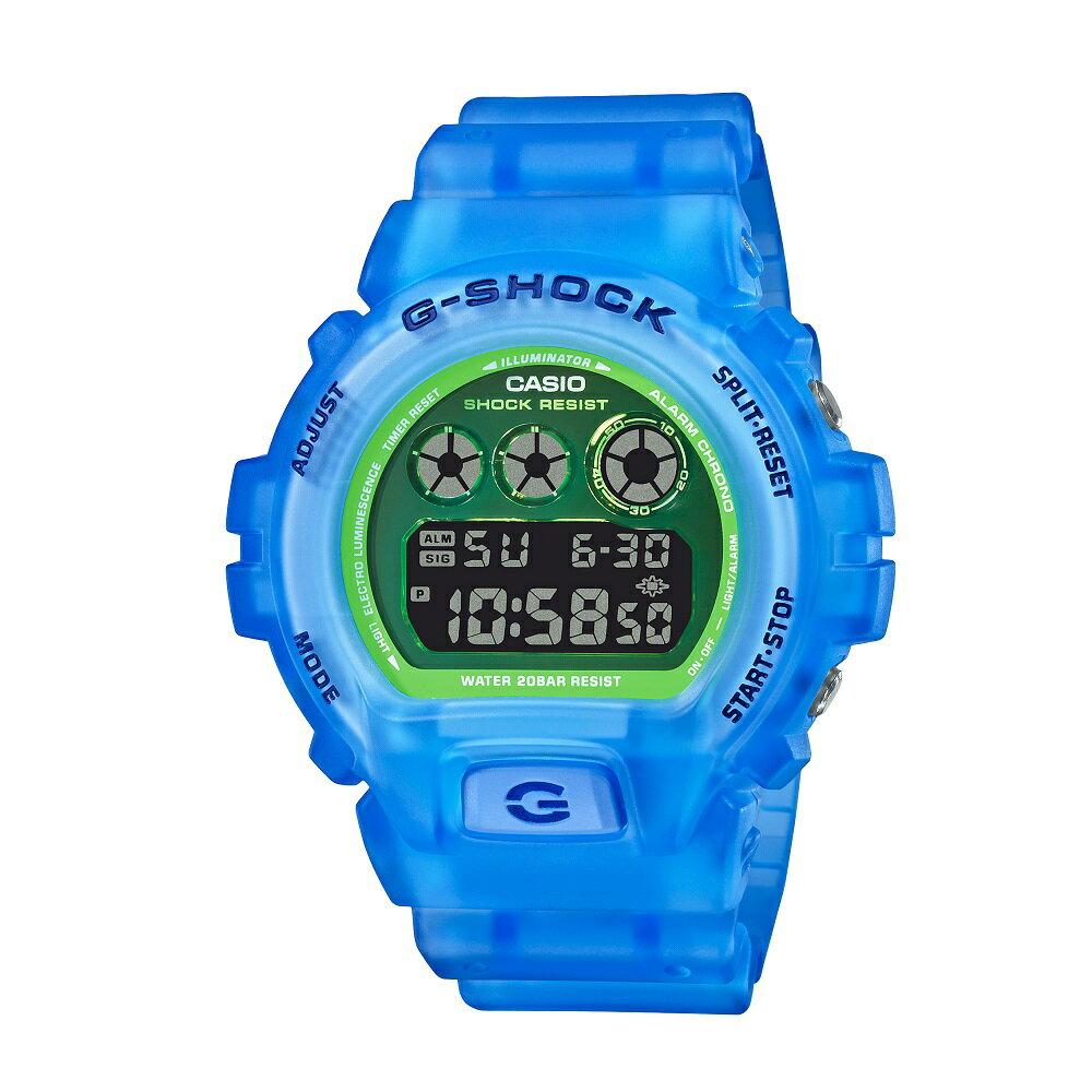 腕時計, メンズ腕時計 G-SHOCK G Color Skeleton Series DW-6900LS-2JF 3