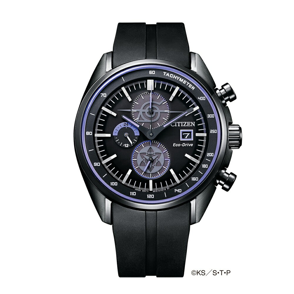 腕時計, メンズ腕時計 CITIZEN COLLECTION NARUTO-- CA0597-16E 710 3