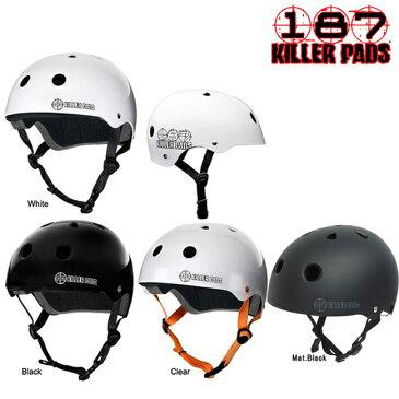 【187 Killer Pads】SKATEBOARD HELMET(スケートボード プロテクター ヘルメット 防具)/