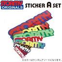 【STORMY】Original Sticker A set(ストーミー オリジナル ステッカー Aセット)