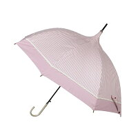 日傘パゴダ晴雨兼用レースUVカット率99%以上/遮光率99%以上