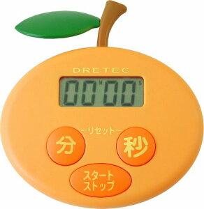 ドリテック オレンジ タイマー
