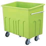 【2160円以上送料無料】カイスイマレン 業務用大型ゴミ箱 エコカート H600 600L:ショップトレード