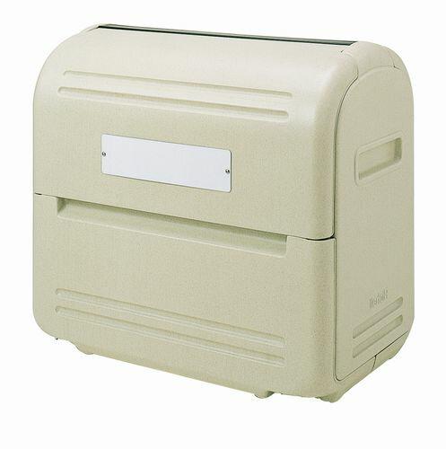 【2160円以上送料無料】リッチェル 業務用大型ゴミ箱 ワイドペール500 キャスター無 560L:ショップトレード
