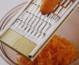 【2160円以上送料無料】木製 千切り はご板 0031 しりしり器3mm