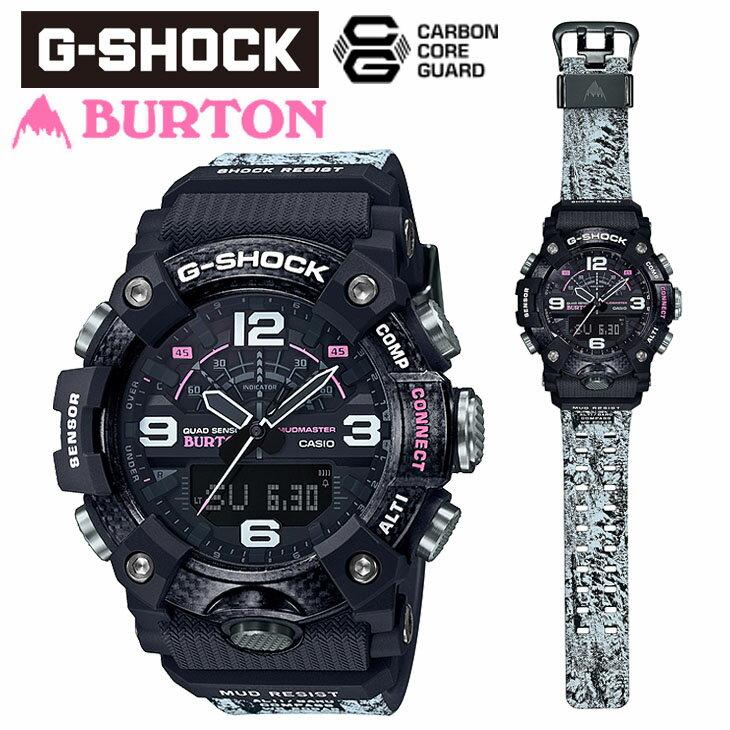 腕時計, 男女兼用腕時計 20 G-SHOCK BURTON 20 GG-B100BTN 1AJR